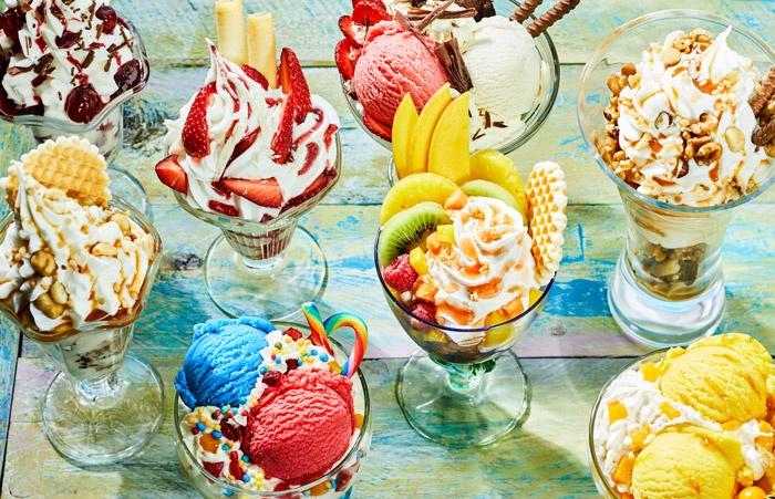 iScreams Ice Cream Shop Leamington Sundae Toppings